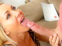 hot mom in home
