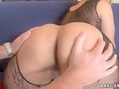 big mature latina