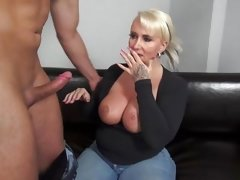 mature sex blonde