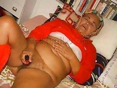 my horny granny