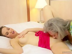 mature hairy nude videos
