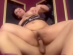 mature first creampie